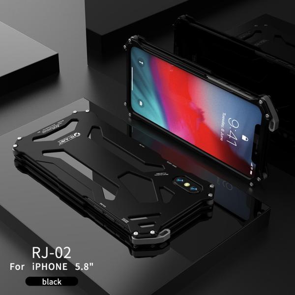 ガンダム iPhone Xs iPhone XR iPhoneXs Max ケース かっこいい メタル金属iphoneアルミバンパーカバーアイホン耐衝撃頑丈|arunmui|06