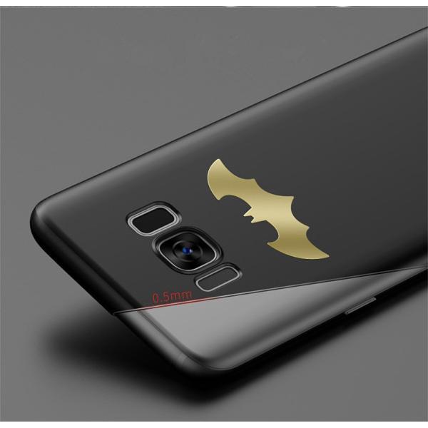 全5色 新作バットマン Galaxy S8 Galaxy S8+ ケース 薄型 マット つや消し 高品質galaxyS8/S8plus カバー おしゃれ ギャラクシーS8 かっこいいケース arunmui 02