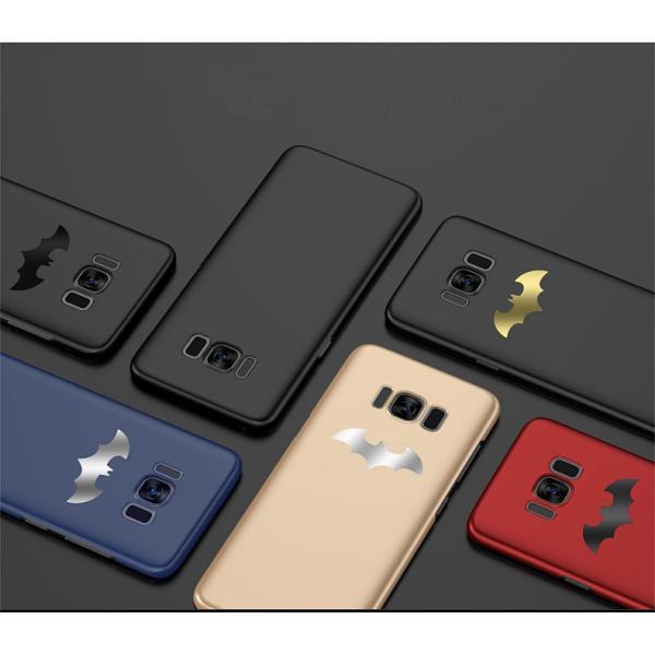 全5色 新作バットマン Galaxy S8 Galaxy S8+ ケース 薄型 マット つや消し 高品質galaxyS8/S8plus カバー おしゃれ ギャラクシーS8 かっこいいケース arunmui 06