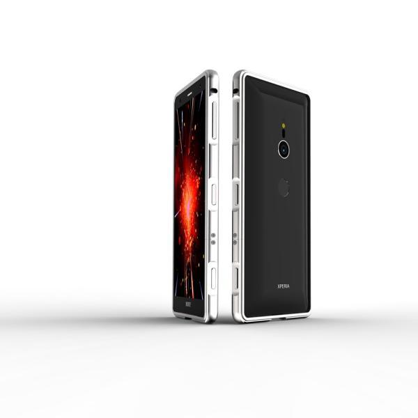 NEW色 極光 SONY Xperia XZ3 XZ2 Premium SO-04K ケース XZ2 SO-03K SOV37 XZ2Compact SO-05K アルミバンパー 鏡面仕上げ ストラップホール付き メタルフレーム|arunmui|11