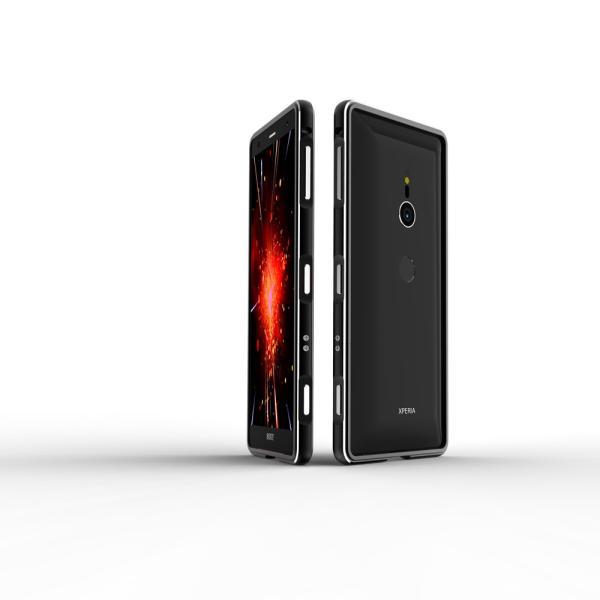 NEW色 極光 SONY Xperia XZ3 XZ2 Premium SO-04K ケース XZ2 SO-03K SOV37 XZ2Compact SO-05K アルミバンパー 鏡面仕上げ ストラップホール付き メタルフレーム|arunmui|12
