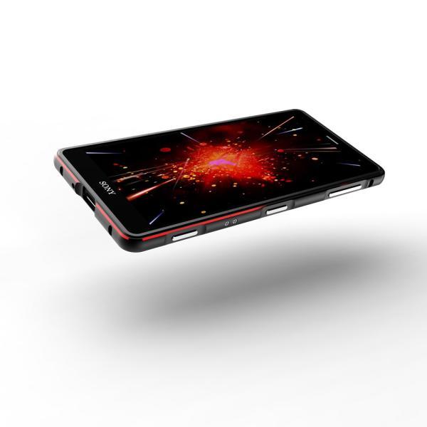 NEW色 極光 SONY Xperia XZ3 XZ2 Premium SO-04K ケース XZ2 SO-03K SOV37 XZ2Compact SO-05K アルミバンパー 鏡面仕上げ ストラップホール付き メタルフレーム|arunmui|07