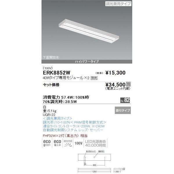 遠藤照明 ERK8852W|arupark