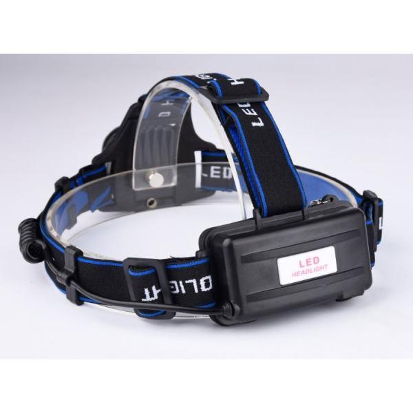 CREE XM-L2 LEDヘッドライト+充電器+18650電池2本+電池ケースセット