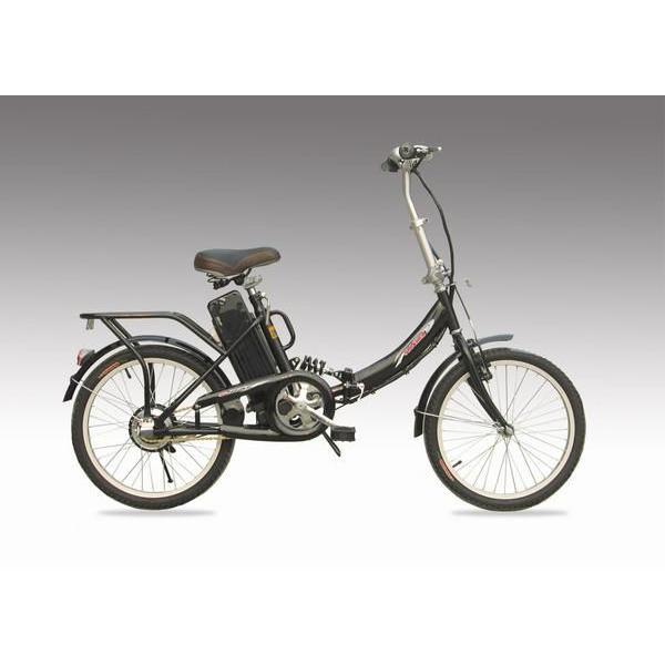 夏祭!電動自転車(モペット版)ペダル付「E-BIKE20」大容量12AHバッテリー バッテリー供給型LEDライト 折りたたみ可能 20インチ