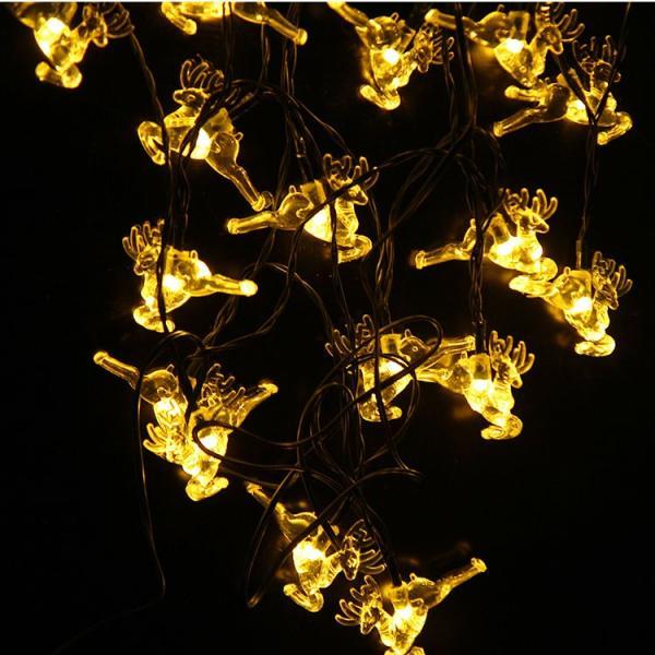 イルミネーション LED 屋外 ソーラー クリスマス ハロウィン LEDライト|arvasshop|03