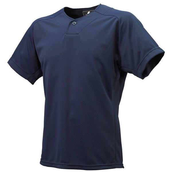 エスエスケイ(SSK) BT2310J 70 野球 ジュニア1ボタンベースボールTシャツ 20SS