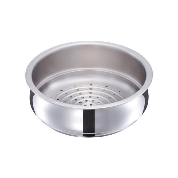 「スチーマー(オールパン22cm・ワイドオーブン(L)(S)・ディナーパン)」蒸し器ステンレス アサヒ軽金属公式ショップ