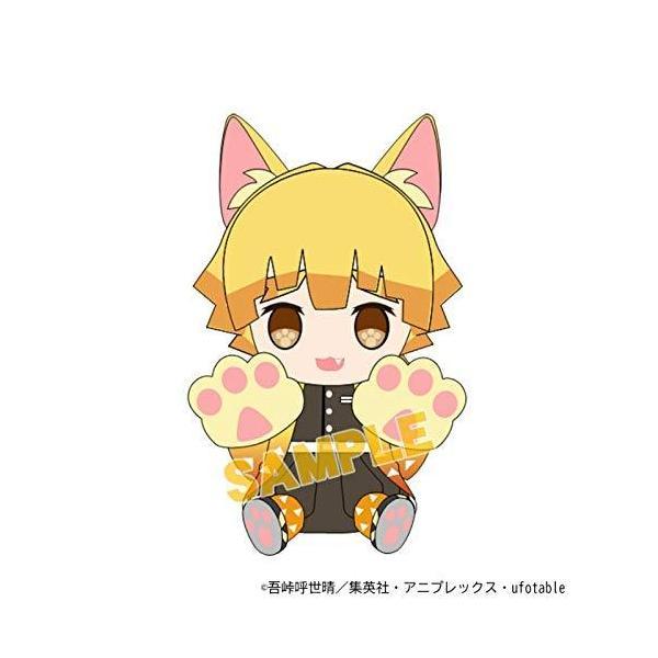 にゃふぉるめシリーズ TVアニメ「鬼滅の刃」 ぬいぐるみvol.1 我妻善逸 ねこ ネコ 猫 キャット