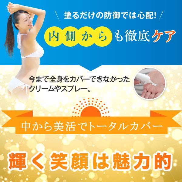 内側から徹底して、エイジングケア、日焼け対策、日射し対策、日焼け防止、内側から白い肌、飲む、美白サプリ、美白、サプリ、サプリメント、、美肌、白肌