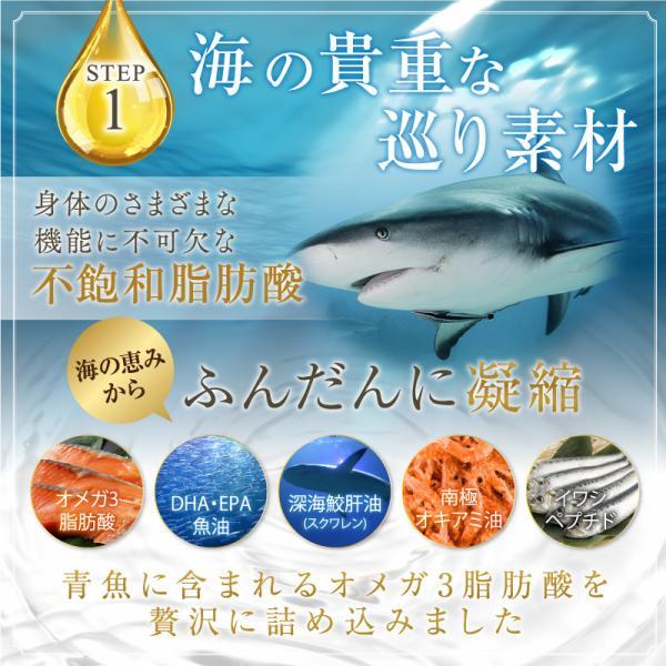 海の貴重な巡り素材,サメ肝油,不飽和脂肪酸,オメガ3,脂肪酸,DHA,EPA,青魚,魚,オキアミ油,イワシペプチド,サプリ,サプリメント
