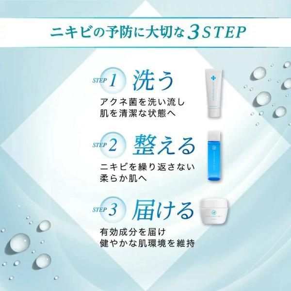 キレイなつるんと大人肌へ、アクネフォースアクア、Acne Force Aqua、化粧水、ニキビ肌予防、医薬部外品