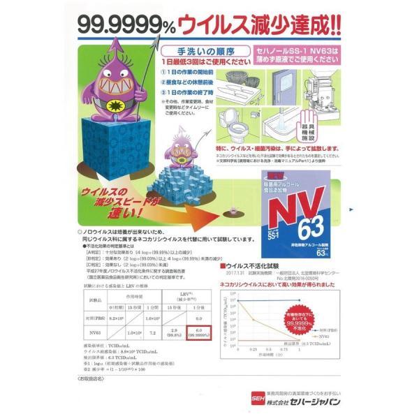 アルコール ベーシックアルコール75 4L 1本 業務用 除菌 衛生掃除 国産品 ポイント消化|asahiyasetomonoten|02