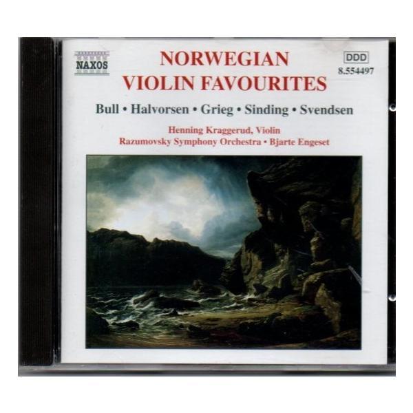 ノルウェー・ヴァイオリン名曲集 /nzw-399