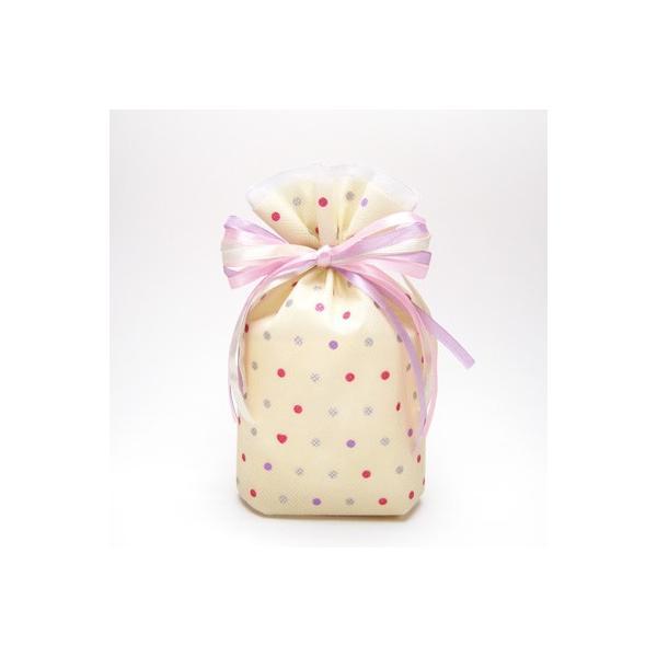ギフトバッグ プレゼント袋 キラリハート巾着 M 全4柄 ラッピング|asakura-ya|05