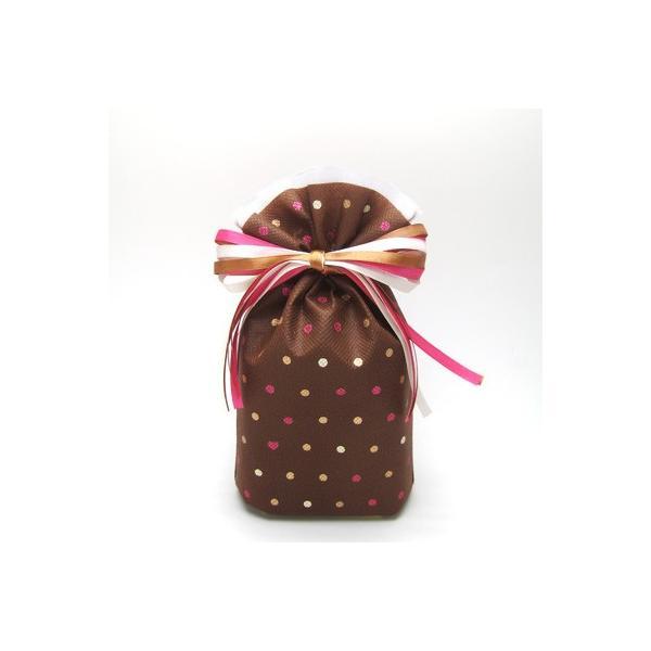 ギフトバッグ プレゼント袋 キラリハート巾着 M 全4柄 ラッピング|asakura-ya|06