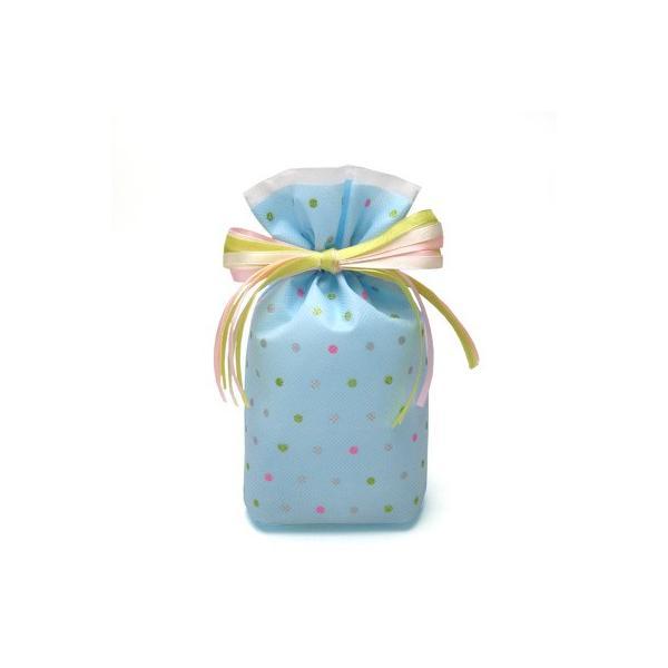 ギフトバッグ プレゼント袋 キラリハート巾着 M 全4柄 ラッピング|asakura-ya|07