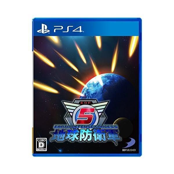 [メール便OK]【新品】【PS4】地球防衛軍5|asakusa-mach