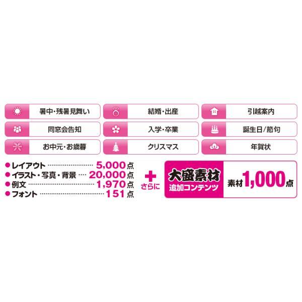 ☆【即納可能】【新品】【PC】筆ぐるめ 25 大盛 for Win CD/DVD-ROM【送料無料】<<数量限定特価>> asakusa-mach 02