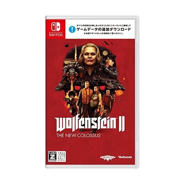 [メール便OK]【新品】【NS】Wolfenstein II: The New Colossus[在庫品] asakusa-mach
