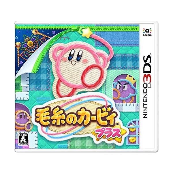 [メール便OK]【新品】【3DS】毛糸のカービィ プラス[在庫品]|asakusa-mach