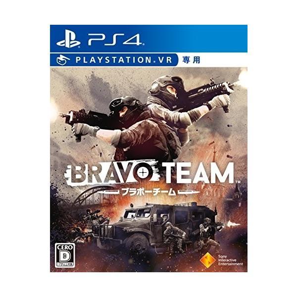[メール便OK]【新品】【PS4】【通】Bravo Team(ブラボーチーム)通常版[お取寄せ品] asakusa-mach