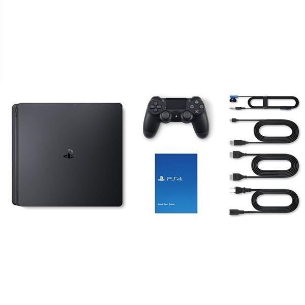 【即納可能】【新品】プレイステーション4 ジェット・ブラック500GB(CUH-2000AB01)PS4本体【送料無料】|asakusa-mach|04