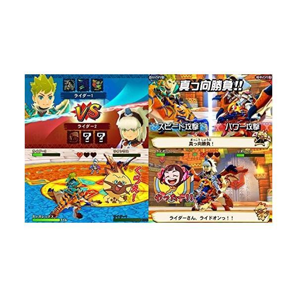 [100円便OK]【新品】【3DS】モンスターハンター ストーリーズ|asakusa-mach|05