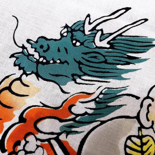 絵てぬぐい「七福神」干支 招福 縁起物 /手ぬぐい 手拭い タオル 日本製 海外お土産 外国人 プレゼント ギフト 絵画 和雑貨 和柄 額 アートフレーム asanoha-shop 03
