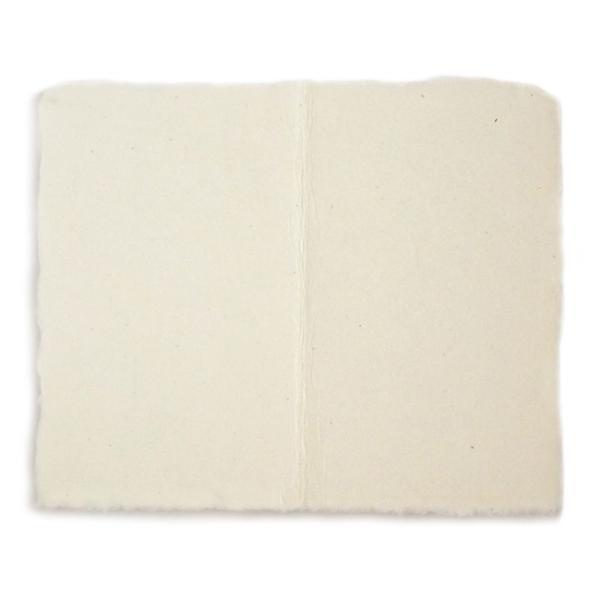 手漉き紙 クリスマスミニカード(リースI) asante 02