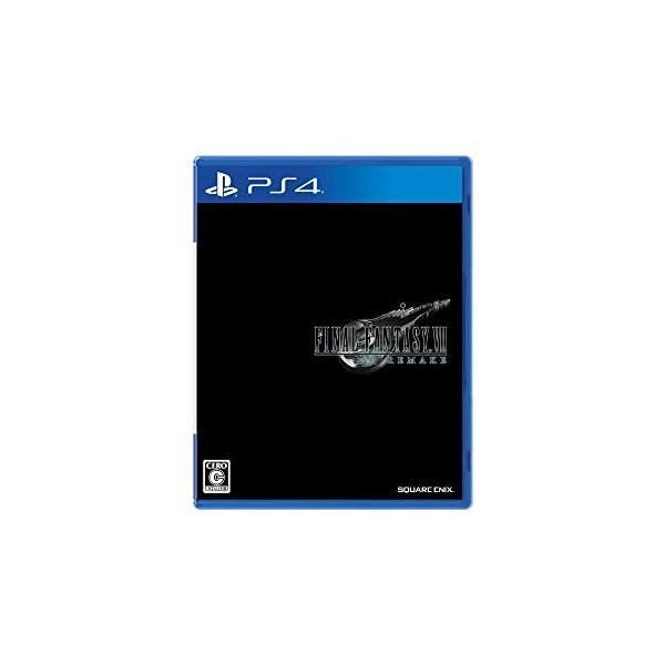 FINAL FANTASY VII REMAKE 新品 2020年04月12日発売 ネコポス(発売日前発送)4988601010443|asapplan