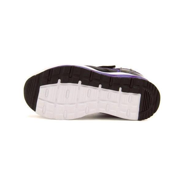 SHOCK LIGHT(ショックライト) 【光る靴】 キッズ スニーカー 4567-02 ホワイト/ブラック|asbee|06
