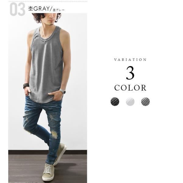 カットソー メンズ 長袖 トップス Tシャツ クルーネック ロング丈 メンズファッション カジュアル サロン|ash-store|04