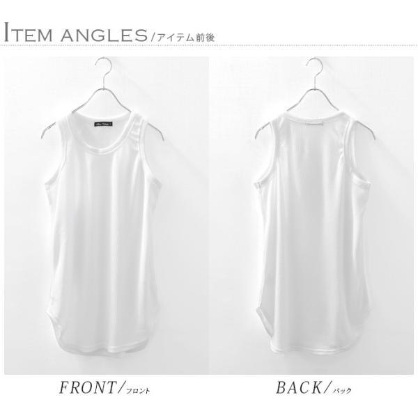 カットソー メンズ 長袖 トップス Tシャツ クルーネック ロング丈 メンズファッション カジュアル サロン|ash-store|05