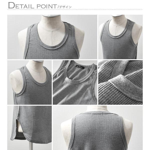カットソー メンズ 長袖 トップス Tシャツ クルーネック ロング丈 メンズファッション カジュアル サロン|ash-store|06