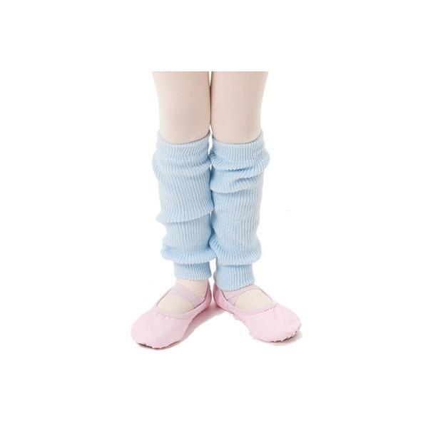 レッグウォーマー子供用白・ピンク・黒・ラベンダー・水色・茶ダンス・バレエ用品<leg-warmer01>|ashiya-cantik|06