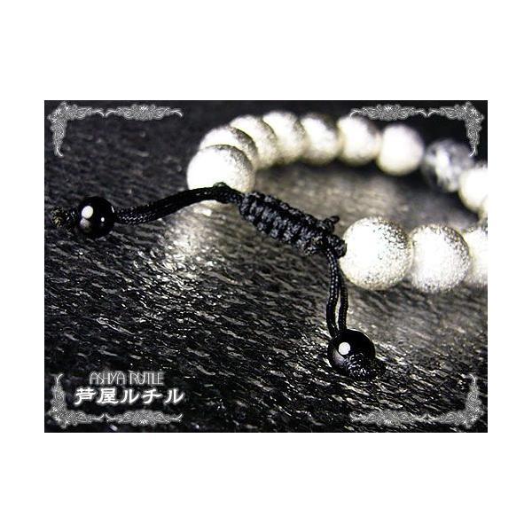 パワーストーン/金龍銀龍/セラミックブレスレット/風水|ashiya-rutile|05