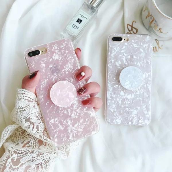ef0a4beb7f スマホケース 6s 8 8plus XS リング付き 韓国 流行り 海外 おしゃれ iPhoneケース iPhone6 iPhone7 iPhoneX  ...