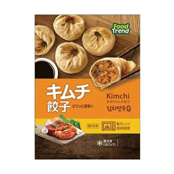 M&N キムチ餃子 1kg (冷凍)