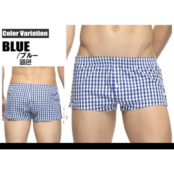 下着 トランクス ジーステーション G-Station メンズ メンズインナー パンツ 男性 ローライズ アジアンクローゼット|asian-closet|04