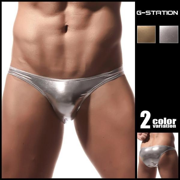 下着 ビキニブリーフ ジーステーション G-Station メンズ メンズインナー パンツ 男性 ローライズ アジアンクローゼット|asian-closet