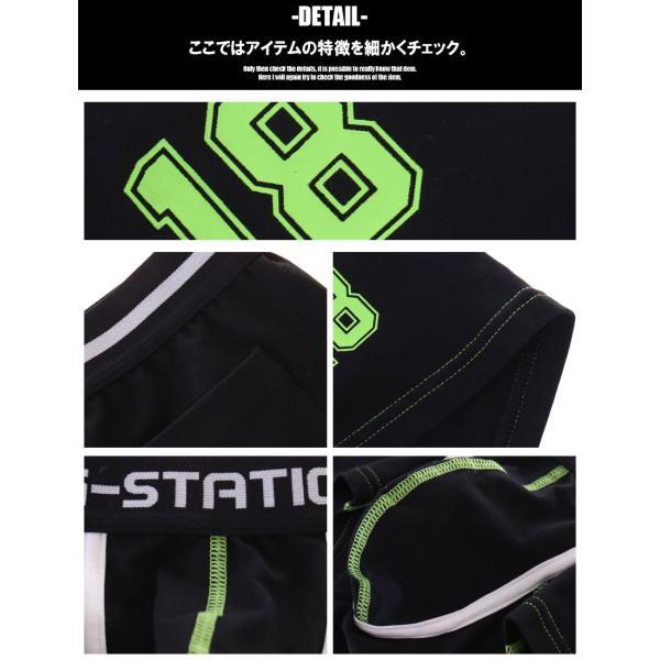 下着 ボクサーパンツ ジーステーション G-Station メンズ メンズインナー パンツ 男性 ローライズ アジアンクローゼット|asian-closet|06