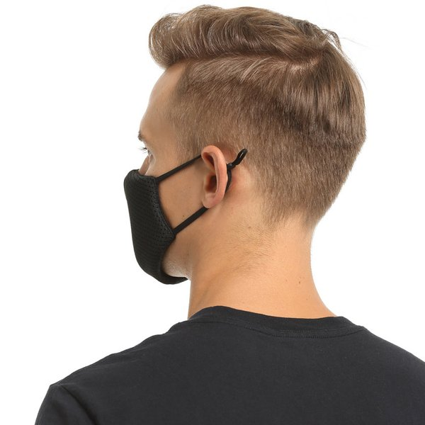 布マスク Wメッシュ 呼吸がしやすい 息苦しくない スポーツ マスク嫌い オフィス 勉強 電話業務 男女兼用 通勤 通学 耳が痛くなりにくい|asian-closet|14