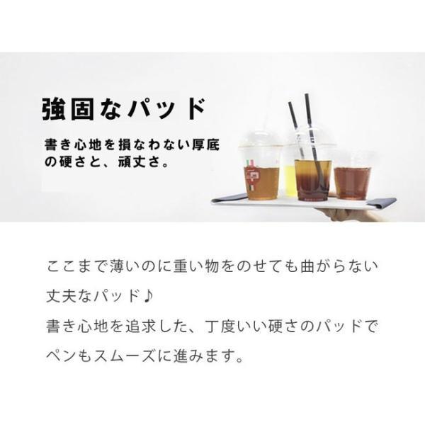 クリップボード マグネット式 メンズ レディース サフィアノ スエード PUレザー A4サイズ|asianarts|02