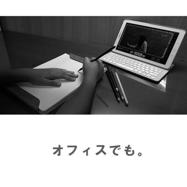 クリップボード マグネット式 メンズ レディース サフィアノ スエード PUレザー A4サイズ|asianarts|13