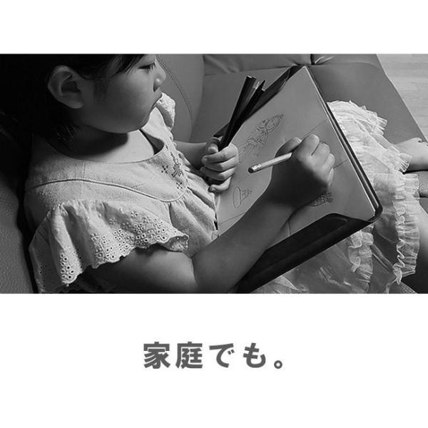 クリップボード マグネット式 メンズ レディース サフィアノ スエード PUレザー A4サイズ|asianarts|15