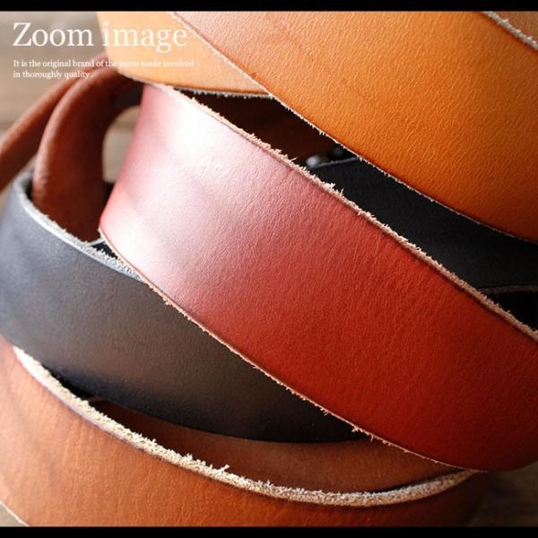ベルト 本革 メンズ 牛革 レザー 大きいサイズあり スクエアバックル ビンテージ加工 シンプル|asianarts|04