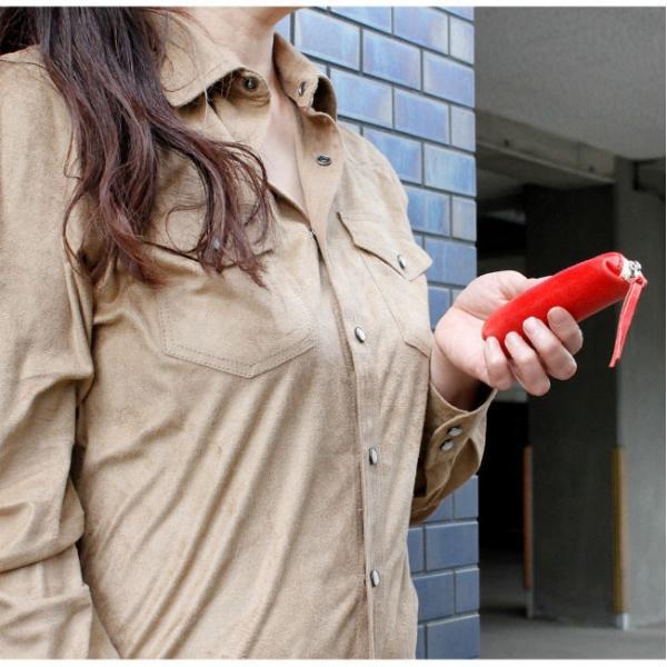コインケース 小銭入れ レザー 本革 縦型 イタリアンレザー コンパクト シンプル おしゃれ 高級感|asianarts|14