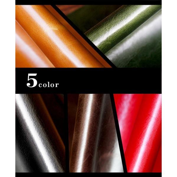 ベルトポーチ レザー メンズ 本革 シンプル ウエストバッグ ヒップバッグ シザーバッグ|asianarts|09