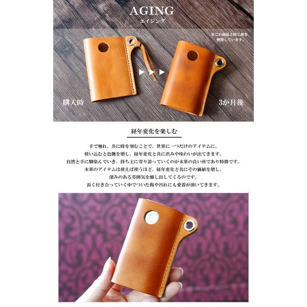 ベルトポーチ レザー メンズ 本革 シンプル ウエストバッグ ヒップバッグ シザーバッグ|asianarts|11